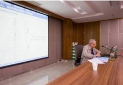 公司组织国标《高层建筑岩土工程勘察规程》专题讲座